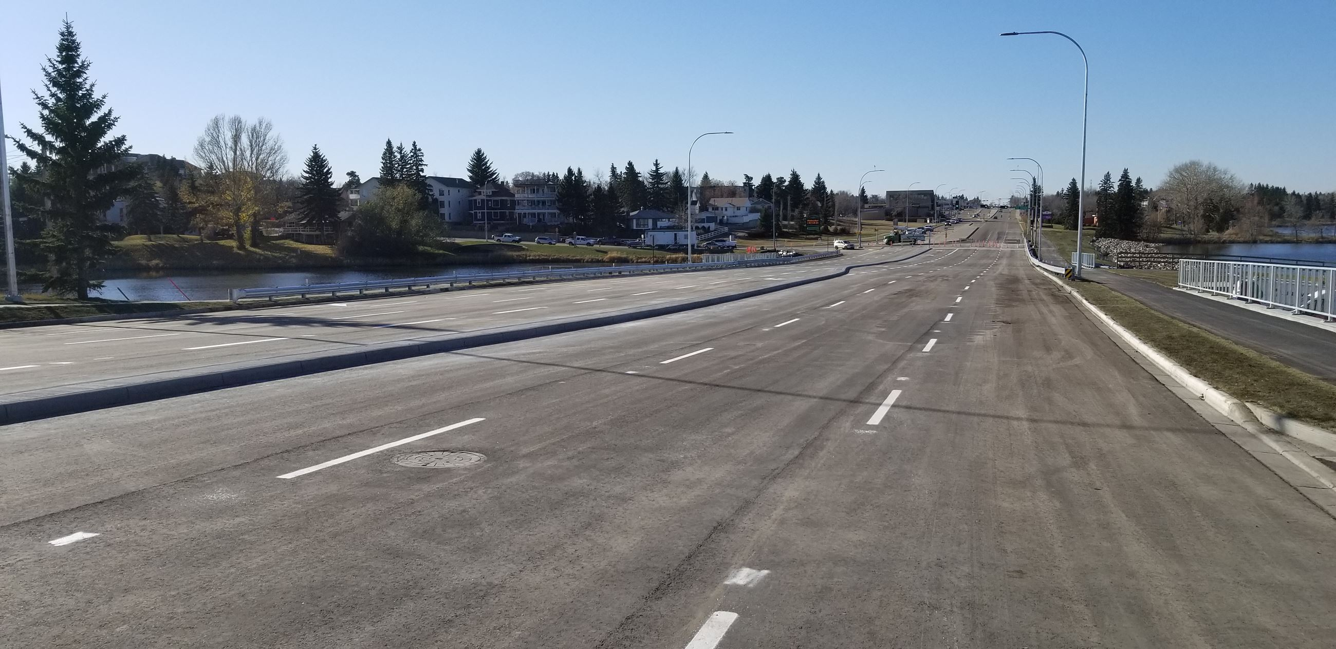 48 Ave Bridge Replacement Project - City of Camrose