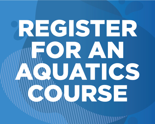 Register for an Aquatics Course