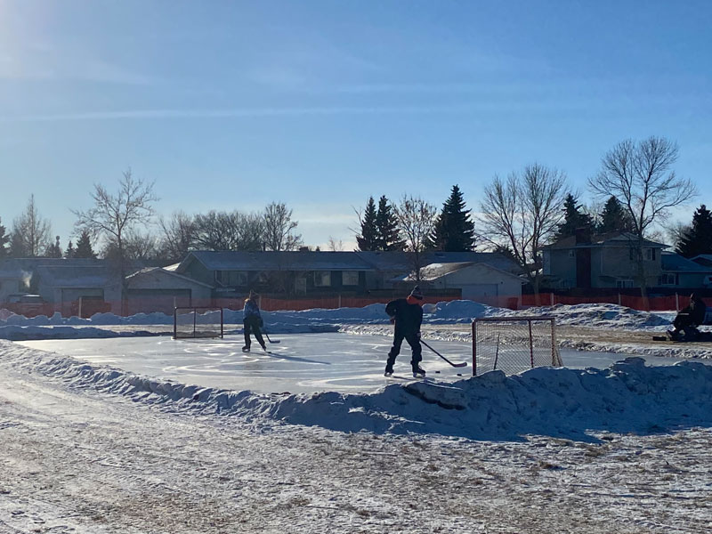 Elizabeth Heights Park Rink