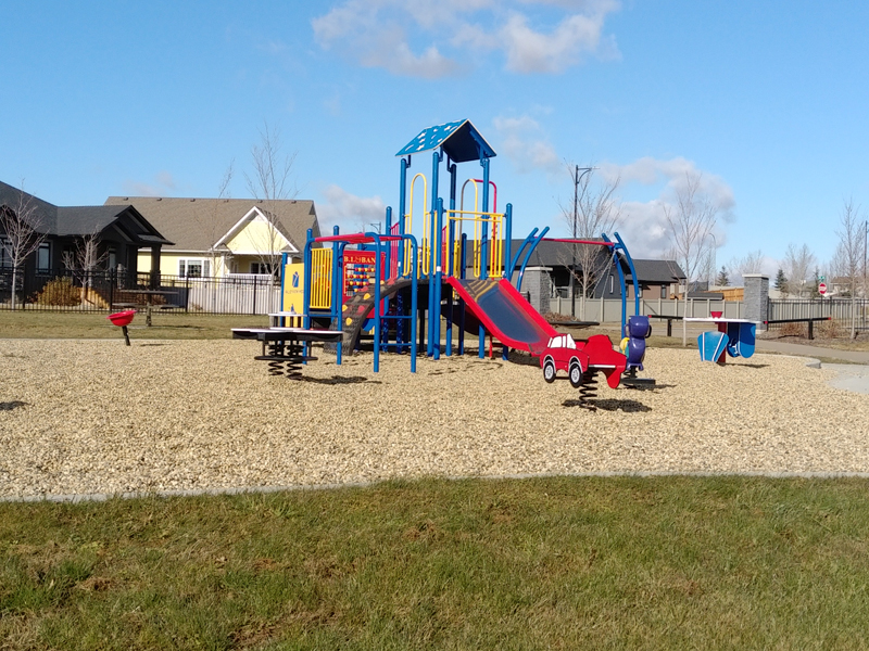 Valleyview West Playground