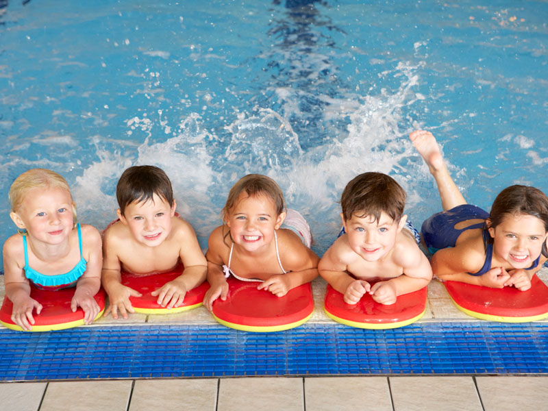 Preschool Swimming Lessons